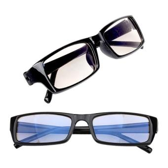 PC TV Eye Strain Protection Glasses Vision Radiation (Intl)