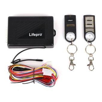 Bộ khóa điều khiển cửa ô tô Lifepro L580-RC