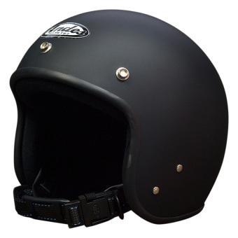 Mũ bảo hiểm Andes 111 (Đen sần)