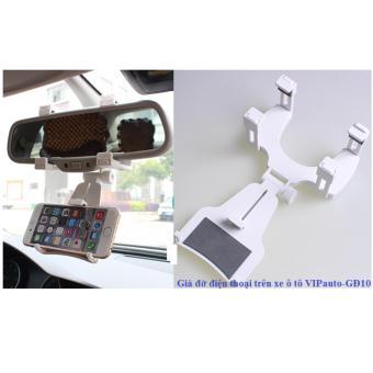 Giá đỡ điện thoại kẹp gương chiếu hậu xe ô tô Hp-auto