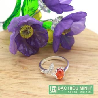 nhẫn nữ BẠC HIỂU MINH nu430t hồ ly