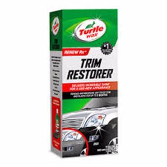 Chai dung dịch phục hồi nhựa nhám ô tô - xe máy Turtle Wax Trim Restorer 296ml