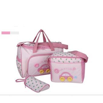 Bộ 3 túi đựng đồ cho mẹ và bé - So Like