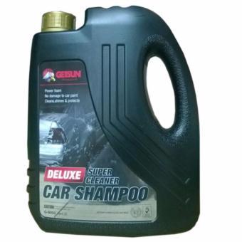 Nước rửa ô tô xe máy chuyên dụng Deluxe Super Cleaner 2L