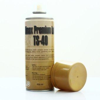 Chai xịt vệ sinh sên, bôi trơn, chống rỉ đa năng TS-40 450ml.