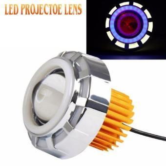 Đèn trợ sáng Led Projector Lens H14 cho xe máy