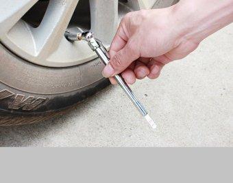Dụng cụ đo nhanh áp suất lốp xe ô tô HQ062 (trắng)