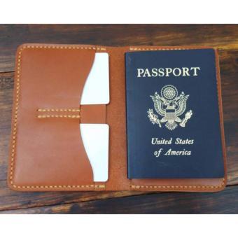 Ví đựng passport da thật LDD0034