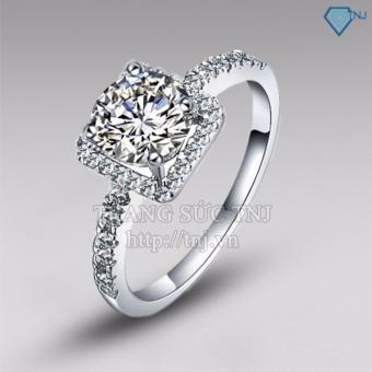 Nhẫn bạc nữ đẹp NN0024 - Trang Sức TNJ