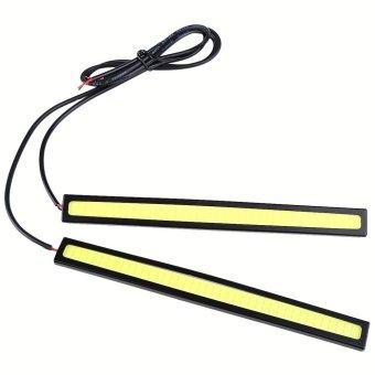 Đèn led Xe Hơi 14cm (ánh sáng trắng)