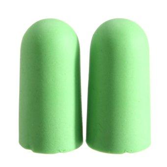 Soft Foam Ear Plugs+Earplugs Box Beautiful Easy Fashion 1Pair - intl