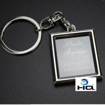 Móc Treo Chìa Khóa Gắn Ảnh Quà Tặng HQ 2TI66-3