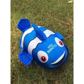 Balo hình cá đáng yêu cho trẻ