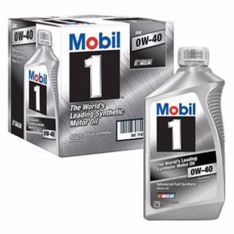 Dầu nhớt động cơ MOBIL1 0W40 946ml nhập khẩu từ Mỹ