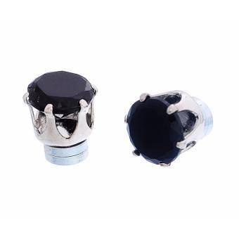 Bộ 2 bông tai nam châm NC01 (màu đen)