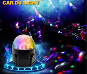 Đèn DJ Bar chiếu sáng trong phòng, xe hơi DJ car Hoàng Gia
