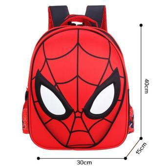 Balo người nhện đỏ