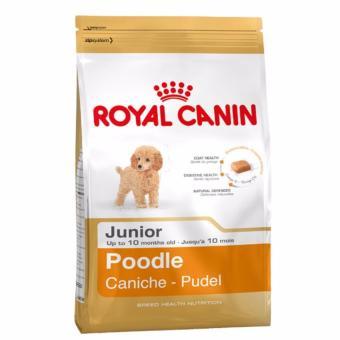 Túi thức ăn cho chó Poodle Junior 500G