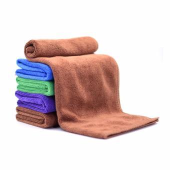 Bộ 5 khăn đa năng lau rửa xe hơi