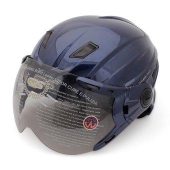 Nón bảo hiểm GRS A737K (Xanh)