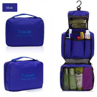 Túi du lịch đựng đồ cá nhân Travel (Xanh dương)