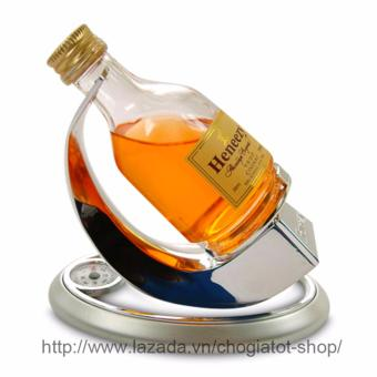Dầu thơm trang trí khử mùi ô tô (Hình chai rượu)
