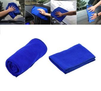 Bộ 2 khăn chuyên dụng lau xe ô tô cỡ to 60x35cm SM142