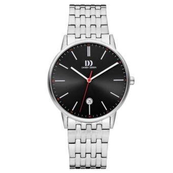 Đồng hồ nam dây kim loại Danish Design IQ63Q1126 (Đen)