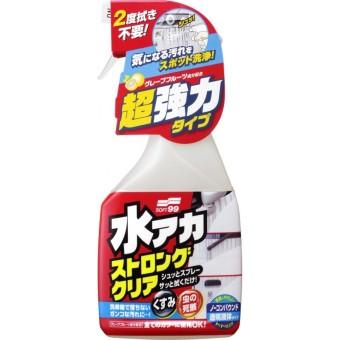 Nước rửa xe tác dụng mạnh SOFT99 - Stain Cleaner Strong Type