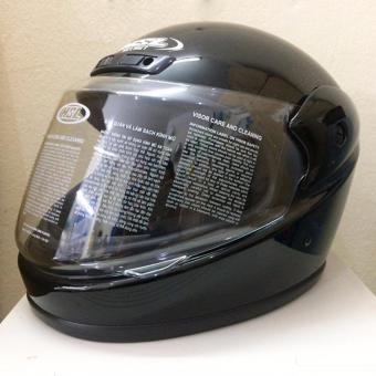 Mũ bảo hiểm HSL M2 (Đen bóng)