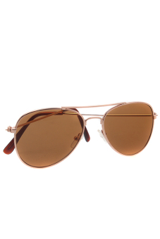 LALANG Kids UV Protection Sunglasses (Rose Gold)