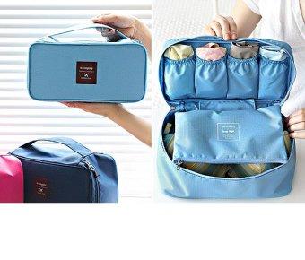 Túi đựng đồ lót du lịch Monopoly underwear (Xanh).