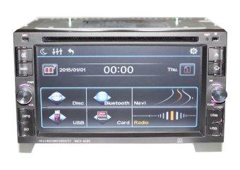Đầu DVD ôtô thông dụng12V MEICANXIN không GPS