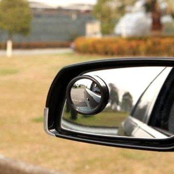 Gương cầu lồi xóa điểm mù cho xe ô tô Phú Đạt