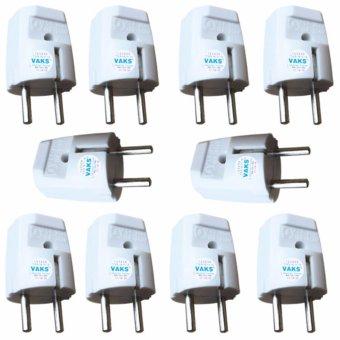 Bộ 10 cái phích cắm điện Schuko PC2-3501