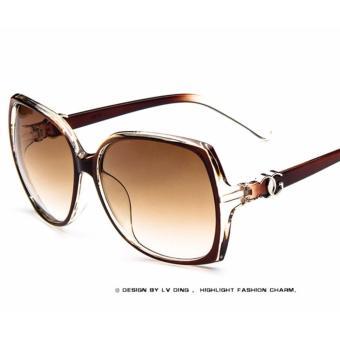 Mắt kính nữ thời trang + Tặng bao da DDL10