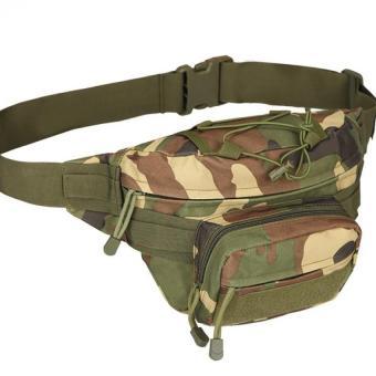 Túi Đeo Bụng thể thao chạy bộ Loại 1 H123-Lính