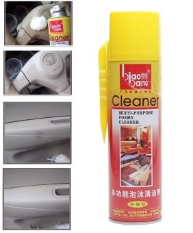 Chai xịt bọt lau bóng sạch nội thất ô tô 620ml SM102