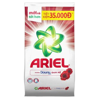 Bột giặt Ariel hương Downy gói 3.8kg