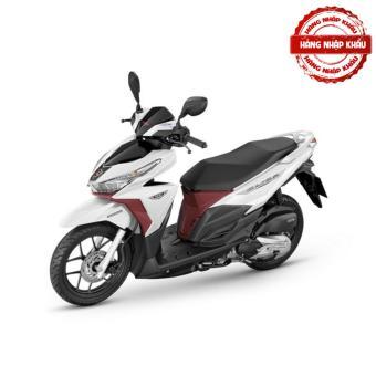 Xe tay ga Honda Click 125cc 2016 (Trắng đỏ) - Hàng nhập khẩu