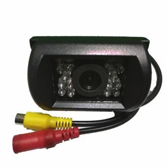 Camera lùi SENKA hồng ngoại 24V cho xe tải và xe khách ( Đen )