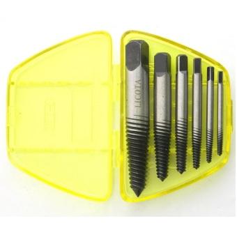 Bộ tháo ốc vít 6 món Licota 3-25mm