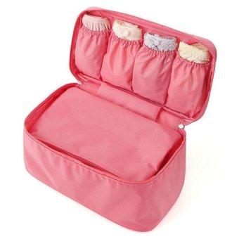 Túi du lịch đựng đồ mỹ phẩm chống nước cao cấp 205903-2 (Hồng)