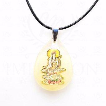 Dây chuyền giọt nước hình Phật Bà THE OXFORD 8902