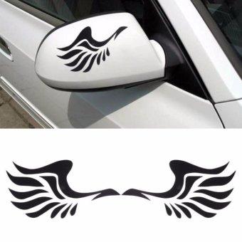 Đôi cánh thiên thần dán gương chiếu hậu ô tô