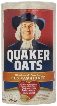 Bột yến mạch Quaker Oats Old Fashioned 510g
