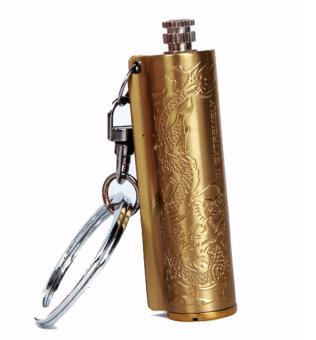 Diêm xăng chạm rồng OEM (Vàng)
