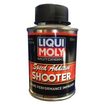 Phụ gia tăng tốc tăng cường sức mạnh động cơ Liqui Moly Speed Additive Shooter 7915 80ml