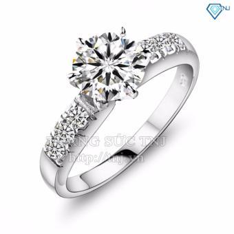 Nhẫn bạc nữ đẹp độc đáo NN0143 - Trang Sức TNJ
