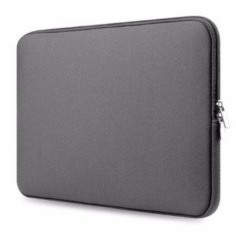 Túi chống sốc 15,6 inch cho Macbook (Xám)